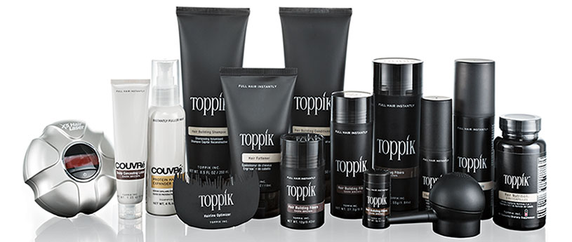 toppik-product-range