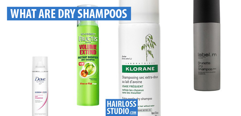 What Are Dry Shampoos?